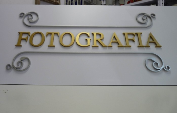 Rotulo corporeo fotografia