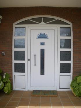 Puertas De Entrada Principal Free Sea Cual Sea El Material O El - Puertas-entrada-principal