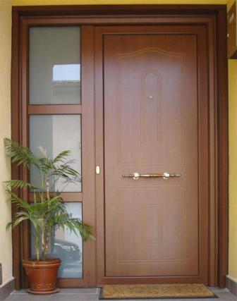 Cecal 2009 puerta de entrada serie cl sica for Precio puerta entrada casa